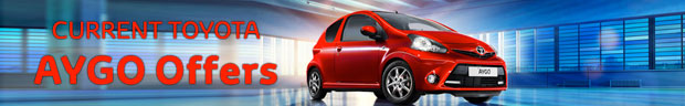 Toyota Aygo from £159 a month + 1 Year's Free Insurance + 0% APR Representative