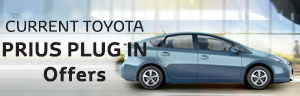 Toyota Prius Plug in from £750 a month + 6.9% APR Representative + £1000 Finance Deposit Allowance + 5 Year Warranty