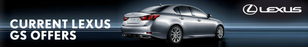 Lexus GS450h from £559 a month + 3 Year Warranty