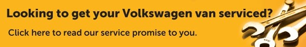 Eight reasons to choose Listers Volkswagen Commercial Vehicles for your servicing